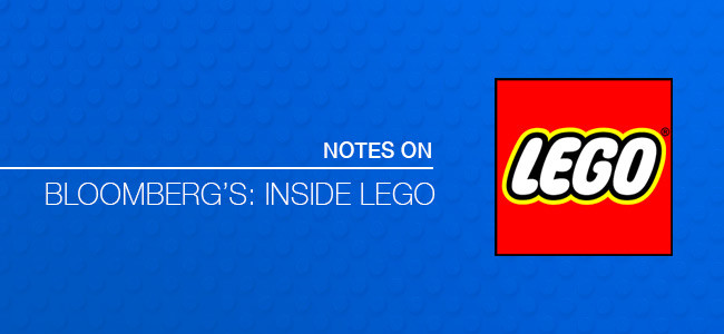 Brick by Brick: Inside Lego