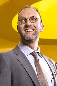 Jorgen Vig Knudstorp, CEO of Lego