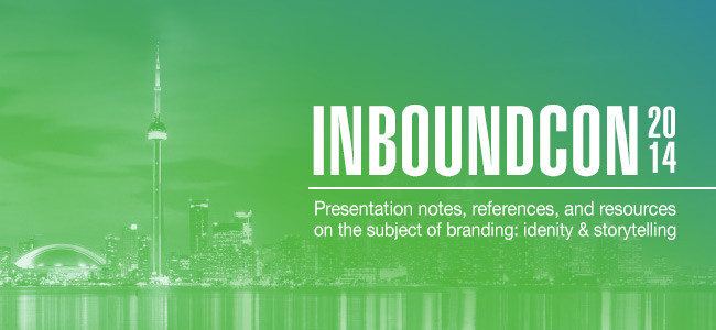 InboundCon 2014 – Presenation notes and resources