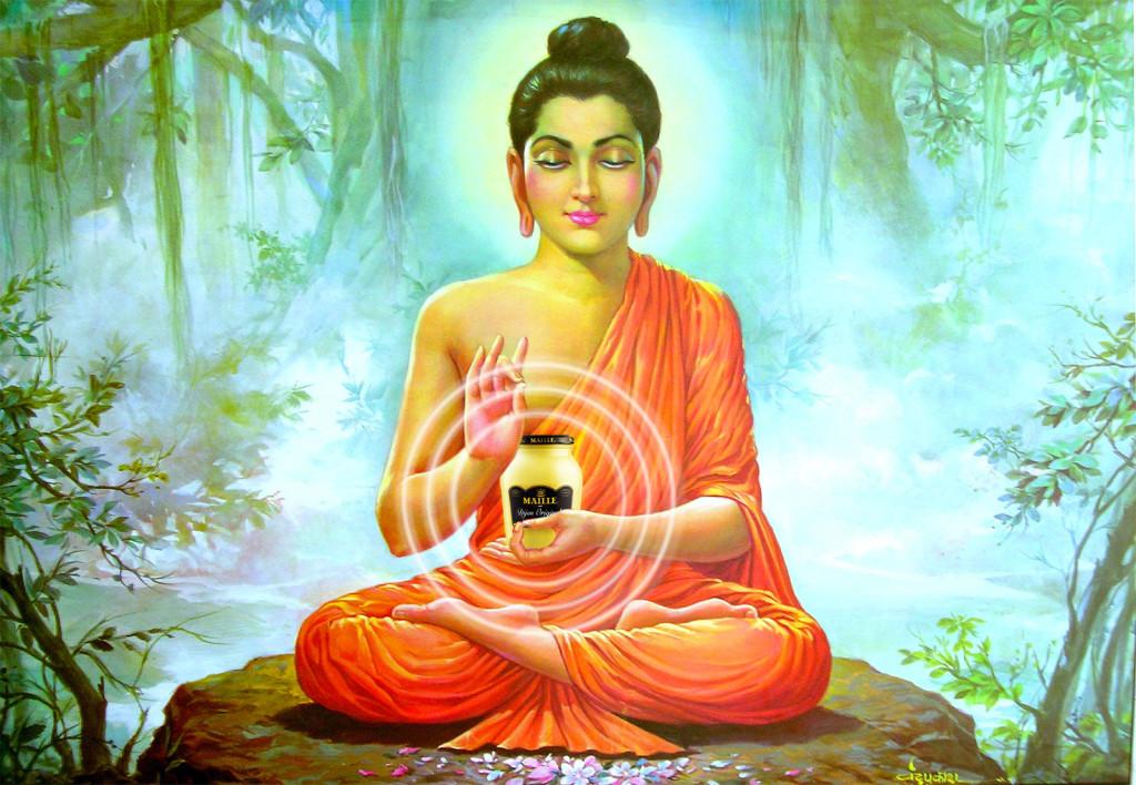 dijon mustard meditation