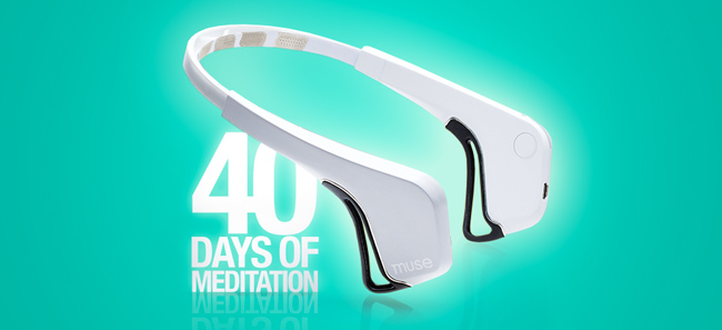 My 40-Day Journey into Meditation with Muse (the brain-sensing headband)