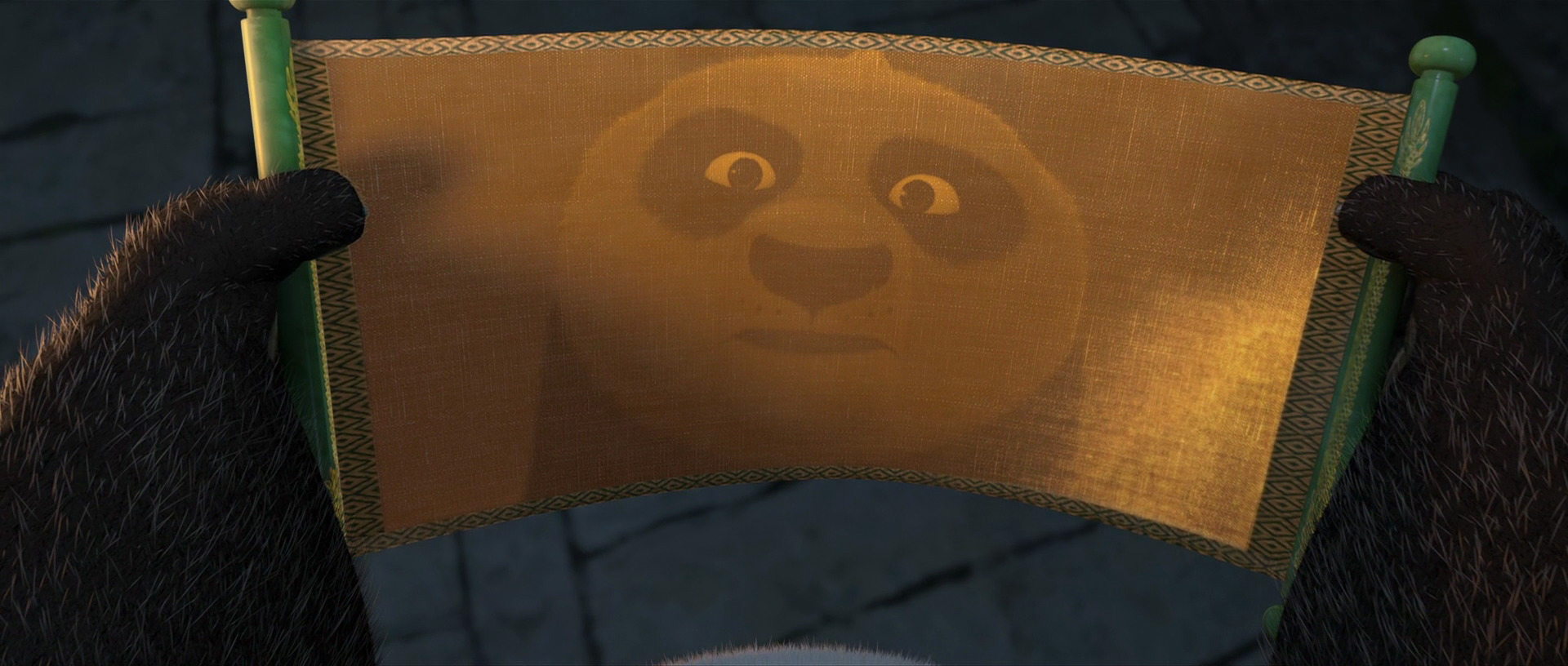kung-fu-panda-looking-into-scroll